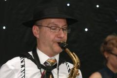 Noel Weston - Alto and baritone saxes and clarinet