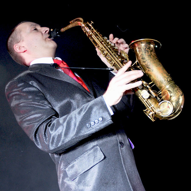 Noel Weston, saxes & clarinet