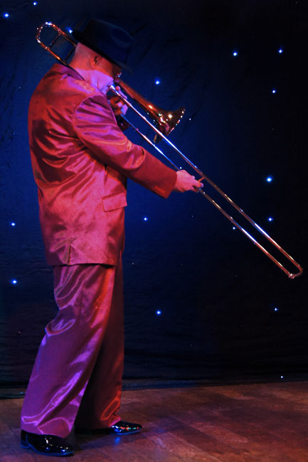 Peter Reed - trombone