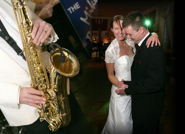 The Mike Brown Band - weddings