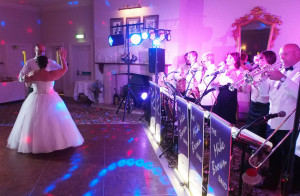 The Mike Brown Band - First dance at Tickton Grange